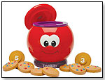 Count and Learn Cookie Jar (2 play mode) by THE LEARNING JOURNEY INTERNATIONAL