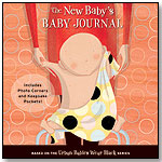 The New Baby's Baby Journal by TRICYCLE PRESS