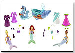 The Little Mermaid Princess Seahorse Carriage Play Set by DISNEY