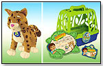 Go Diego Go! Rescue-a-Friend - Baby Jaguar by FISHER-PRICE INC.