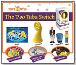 The Two Tuba Switch by TOYS 'N TAYLS
