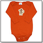 Marmalade + Monkey Onesie by LIL' SQUIRTZ CLOTHING CO.