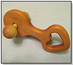 Baby Clacker by MOSSY CREEK WOODWORKS