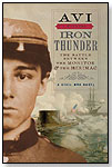 Iron Thunder: The Battle Between the Monitor and Merrimac by HYPERION BOOKS FOR CHILDREN
