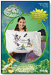 "Disney ""I Believe in Fairies"" Pillowcase Art by JANLYNN CORP."