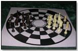 Byzantine Chess by ALESSIO MINIATURES