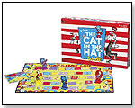 University Games - Dr. Suess The Cat in the Hat Game by UNIVERSITY GAMES