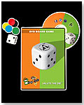 Altiustoons™ Bumpin' Die® DVD Board Game. by ALTIUS GAMES