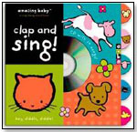 Clap & Sing Board Book by KIDS PREFERRED INC.