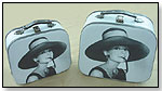 Audrey Tiffany Hat Hand Bag 2 piece Set by FUNWORKS