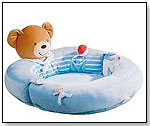 Blue Pool Bear by KALOO