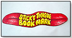 Elushkas Inc. - Sticky Tongue Bookmark by I.A. DESIGN STUDIO