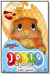 Jellybeanies – Orange Owl Ollie by TOMORROW INC.