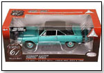 Highway 61 – 1969 Turquoise Dodge Dart Swinger by TOY WONDERS INC.
