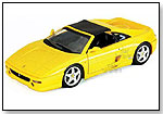 Mattel Hot Wheels Ferrari F355 GTS Convertible with Removable Top by TOY WONDERS INC.
