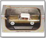 Signature Models - Studebaker Hawk Hard Top (1957, 1:32, Gold) 32399G by TOY WONDERS INC.