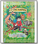 P.T.'s Big Surprise by POSSIBILITY THINKER INC.