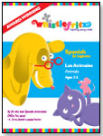 Spanish for Beginners: Los Animales (Animals) by WHISTLEFRITZ