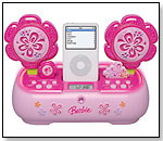 Barbie™ Petal Sound System™ by EMERSON RADIO CORP.