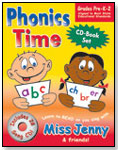 Phonics Time by EDUTUNES.COM INC.
