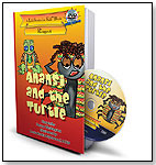 """Anansi and the Turtle"" from the LifeStories for Kids™ Series by SELMEDIA INC."