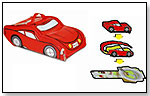 ZipBin® Street Racer PlayPack by NEAT-OH! INTERNATIONAL LLC