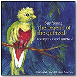 The Legend Of The Quetzal - Tales And Tunes Of Latin America by MOTHERLOTUS RECORDS