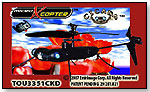 Ultimass - RC Cicada Micro X Copter Helicopter by EMIRIMAGE CORP.