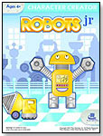 Character Creator: Robots JR by PLAY ODYSSEY INC.