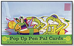 Pop Up Pen Pal Cards - All Occasion by PLAY ODYSSEY INC.