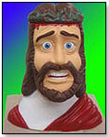 The Submissive Jesus Prayer Answering Talking Head by PIRROMOUNT PRODUCTS