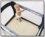 Portable Play Yard Sheet by CLOUDS AND STARS INC.