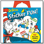 Dr. Seuss Sticker Activity Tote by PEACEABLE KINGDOM