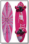 "Barbie™ 28"" Skateboard by MATTEL INC."