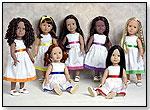 Vanange Dolls by VANNUZZA LLC