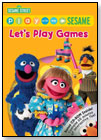 Play With Me Sesame - Let's Play Games by GENIUS PRODUCTS INC.