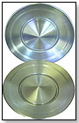 Aluminum Spinning Plate by HIGGINS BROTHERS
