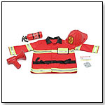 Fire Chief Role-Play Outfit by MELISSA & DOUG