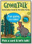 GreenTalk TableTalk® Conversation Cards for the Entire Family by U.S. GAMES SYSTEMS, INC.