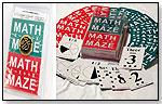 Math Maze Mastery Set by MATH MAZE USA