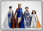 The Chronicles of Narnia: The Lion, the Witch and the Wardrobe – Coronation by TONNER DOLL COMPANY