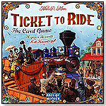 Ticket to Ride - The Card Game by DAYS OF WONDER