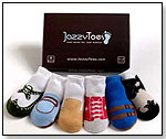 Jazzy Toes: Original Variety for Boys by JAZZIES LLC