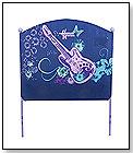Hannah Montana Harmony Headboard by DELTA ENTERPRISE CORP.
