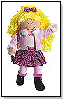 Adorable Girl Doll - The Girly Girl by ADORABLE ORIGINALS INC.