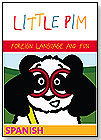 Little Pim: Foreign Language and Fun, Vol. 1 Eating and Drinking (Spanish) by LITTLE PIM CO.