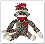 Sock Monkey by SCHYLLING