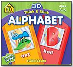 Alphabet Think & Blink by SCHOOL ZONE PUBLISHING CO