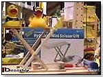 Hydraulic Mini Scissor Lift by AG INDUSTRIES