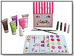 Sweet Shoppe Birthday Party Fabric Creativity Kit by STORYBOOK STUDIO